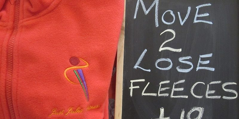 Move 2 Lose fleeces