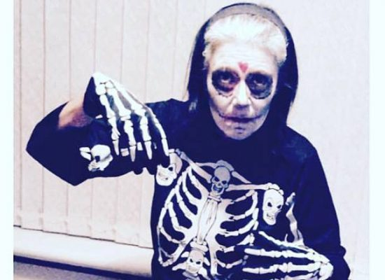 Face Book Move 2 Lose Halloween