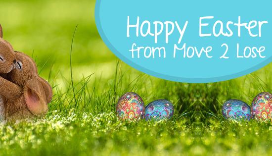 Happy Easter Move 2 Lose
